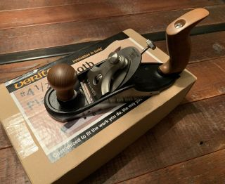 Veritas No.  4 1/2 Smoothing Plane Custom Series,