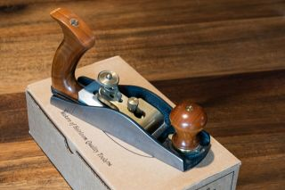 Lie Nielsen 164 Low Angle Plane.  Box