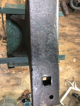 peter wright anvil 400 pounds 6