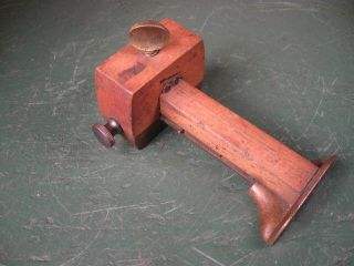 Antique Old Vintage Woodworking Tools Very Rare Marking Gauge Scribe