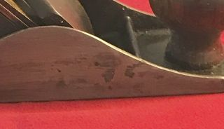 Stanley No.  1 Bench Plane SW Sweetheart Vintage RARE 8