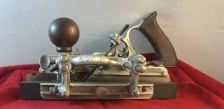 Rare Stanley no.  A45 Aluminum Combination Plane Sweetheart Era 10