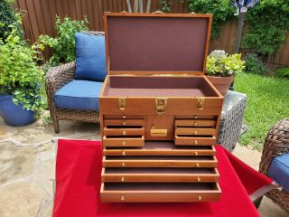 ,  Important Corrections,  Read Rare Gerstner 75th Anniversary Tool Chest Box