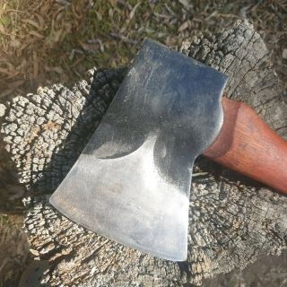 Vintage Plumb Example 4 1/2lb Axe.  Handle 2