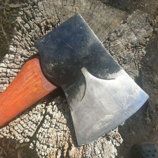 Vintage Plumb Example 4 1/2lb Axe.  Handle 3