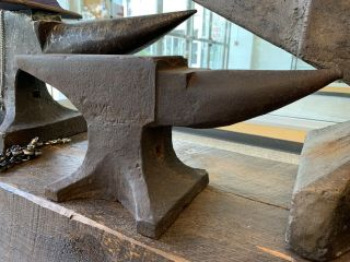 Hay Budden (lakeside) Blacksmith Anvil - 80 Pounds