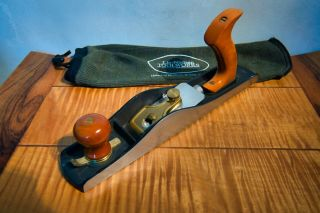 Lie - Nielsen No 62 Low Angle Jack Plane W/sock & Box,