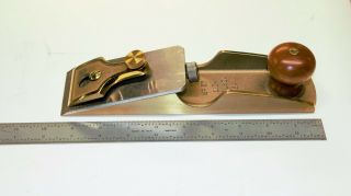 Lie Nielsen Large Chisel Plane - No.  97 (no Longer Made)