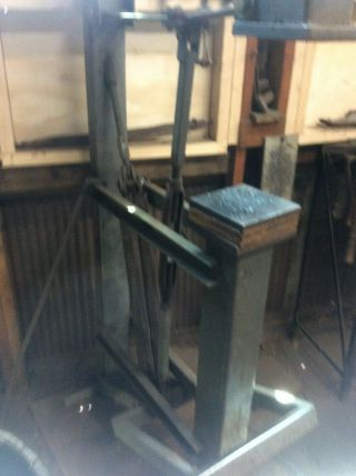 Blacksmith Treadle Hammer Blacksmith Tools