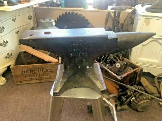 Peter Wright Anvil Pre - 1900 108 Lbs.