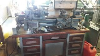 Lathe And Mill By Southbend Lathe