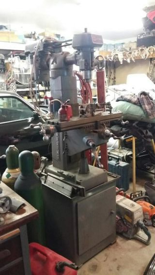 Lathe and Mill by Southbend Lathe 4