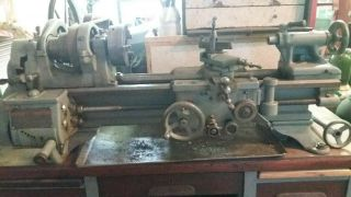 Lathe and Mill by Southbend Lathe 6