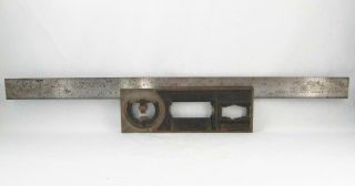 Starrett 439 - 24 No.  4 Grad.  Builders Combination Tool