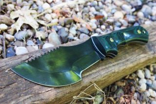 Beck Wsk Tracker Knife