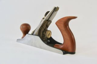 Lie Nielsen No 4 Smooth Plane With High Angle Frog
