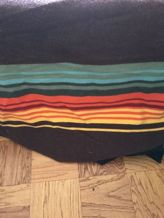 Pendleton Wool Blanket Queen Great Smoky Mountains