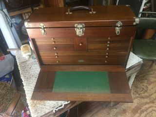 H.  Gerstner & Sons Tool Chest Model 052 5
