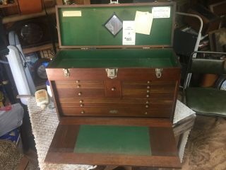 H.  Gerstner & Sons Tool Chest Model 052 6