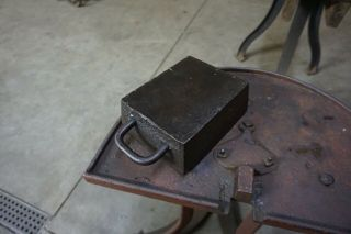 Rare Excell.  55 Lb.  Covel Saw Maker Blacksmith Bench Anvil Iron Wow