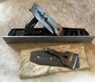 Stanley Shoot Chute Plane - No.  51 - Complete And - Very