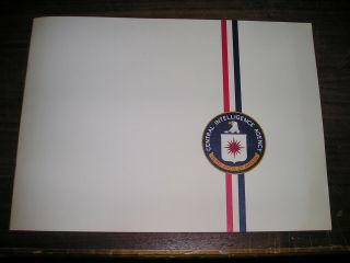 Central Intelligence Agency Historical Picture Book