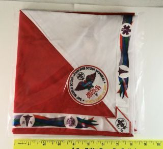 2019 24th World Scout Jamboree - Medical Services Neckerchief