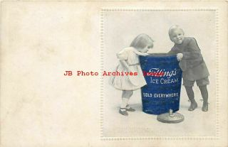Advertising Postcard,  Telling