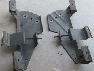 Federal Signal Model Vc Series A Victor Light Bar Mounting Brackets A - Pair