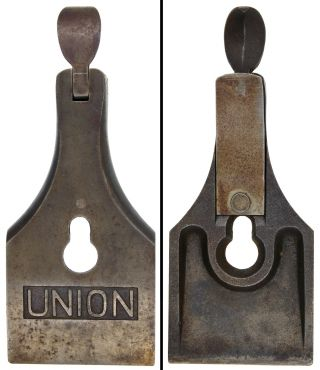 Orig.  Lever Cap For Union Mfg.  Co.  No.  4 1/2,  6 Or 7 Plane - - Mjdtoolparts