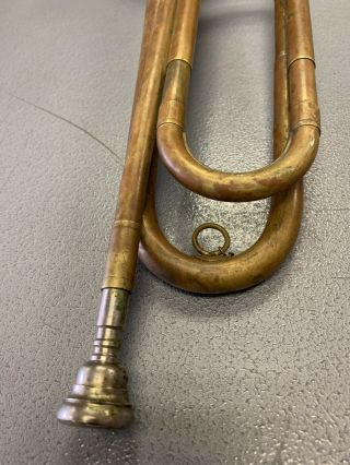 Vintage Rexcraft BSA Boy Scouts of America Official Bugle 2