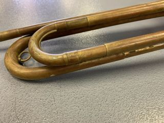 Vintage Rexcraft BSA Boy Scouts of America Official Bugle 3