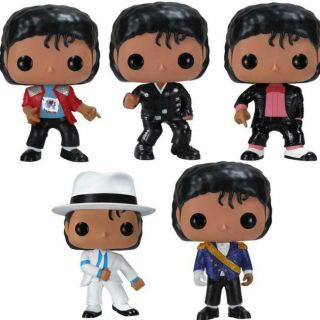 Funko Pop Michael Jackson Beat It Billie Jean Bad Toys For Children