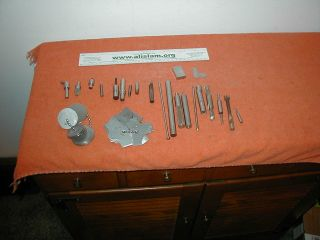 Tools For Lathe And Mill