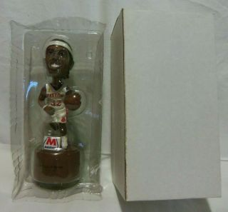 Richard Rip Hamilton Detroit Pistons Talking Bobblehead Bobble Dobbles Yes Sir