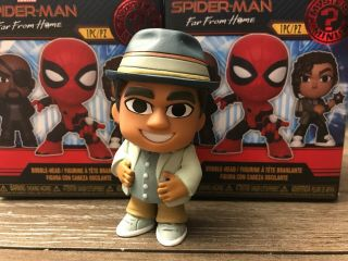 Ned - Disney Marvel Spider - Man Far From Home Mystery Minis Vinyl Figure Funko