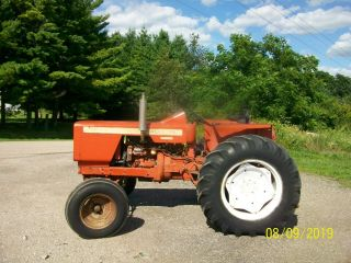 Allis Chalmers 160 Diesel Antique Tractor compact utility 3 Point PTO 4