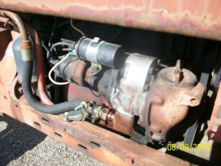 1954 Farmall International 300 Antique Tractor Live Hydraulics & PTO 10