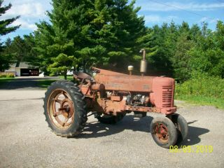 1954 Farmall International 300 Antique Tractor Live Hydraulics & PTO 2
