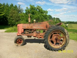 1954 Farmall International 300 Antique Tractor Live Hydraulics & PTO 3