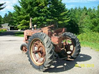 1954 Farmall International 300 Antique Tractor Live Hydraulics & PTO 7