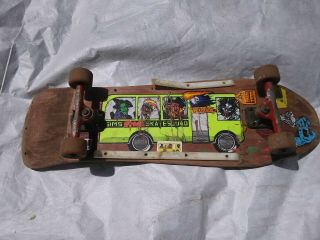Sims Kevin Staab Skateboard 80s 90s Vintage