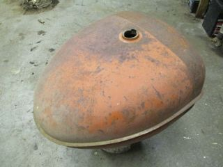 Allis Chalmers Wd Wd45 Antique Tractor Gas Tank
