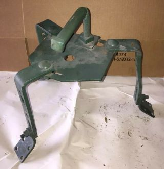 Maytag Twin Cylinder Engine Hanging Motor Stand Antique Hit And Miss