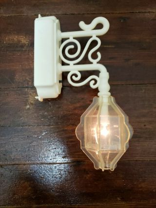 Barbie Magical Mansion Replacement Part - - Porch Light