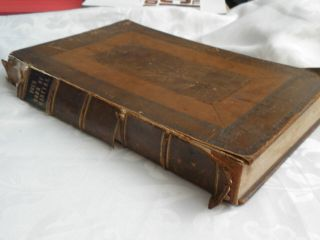 Foxes Book Of Martyrs - Rare Antique Book - By Rev Henry Southwell