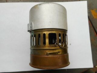 Vintage Svea 123 Sweden Brass Backpacking Mountain Expedition Stove