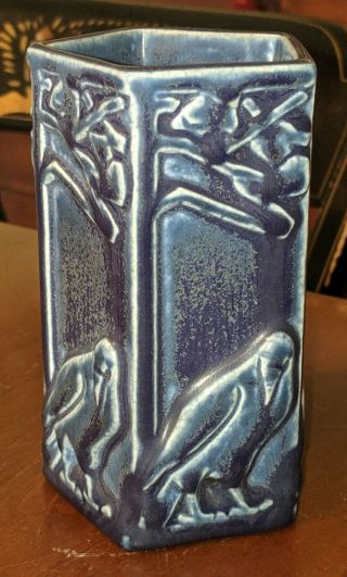 Antique Rookwood Rooks Art Pottery Vase 1926 Xxvi 1795