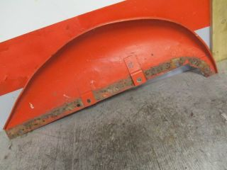Allis Chalmers B Antique Tractor Right Hand Side Fender