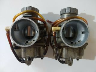 Vintage Kawasaki Snowmobile 1978 - 82 440 Intruder 32 Mm Factory Mikuni Carburetor
